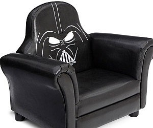 Amazing Darth Vader Upholstered Chair