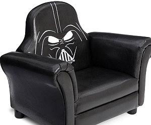 Darth Vader Upholstered Ch...