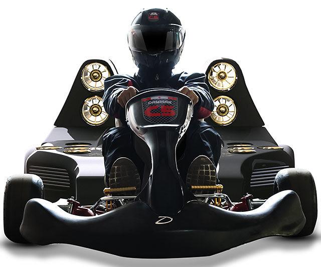 The World's Fastest Go-Kart