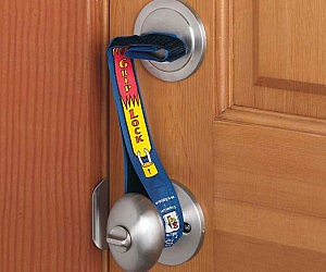 Deadbolt Lock Enhancer