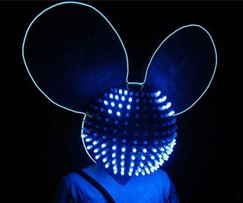 Deadmau5 LED Helmet