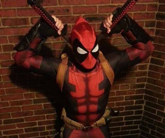 Deadpool costume solutioingenieria Choice Image