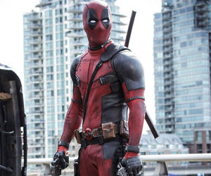 Image result for deadpool movie costume