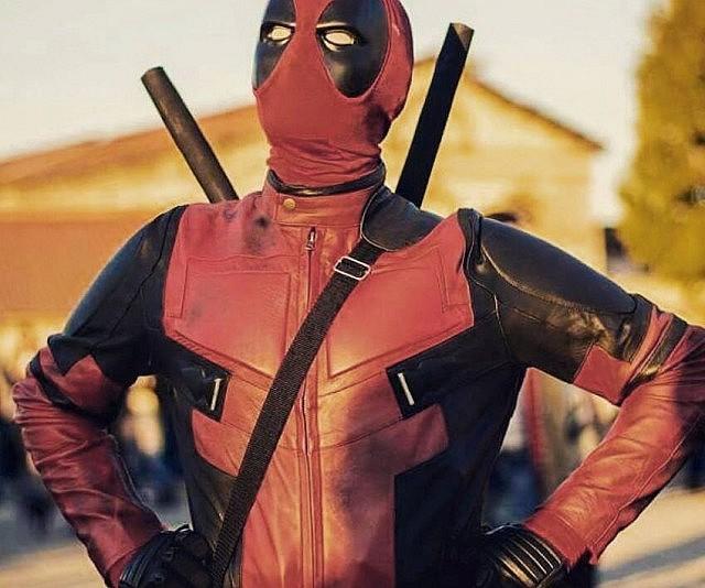 Replica motorcycle suit deadpool replica motorcycle suit solutioingenieria Images