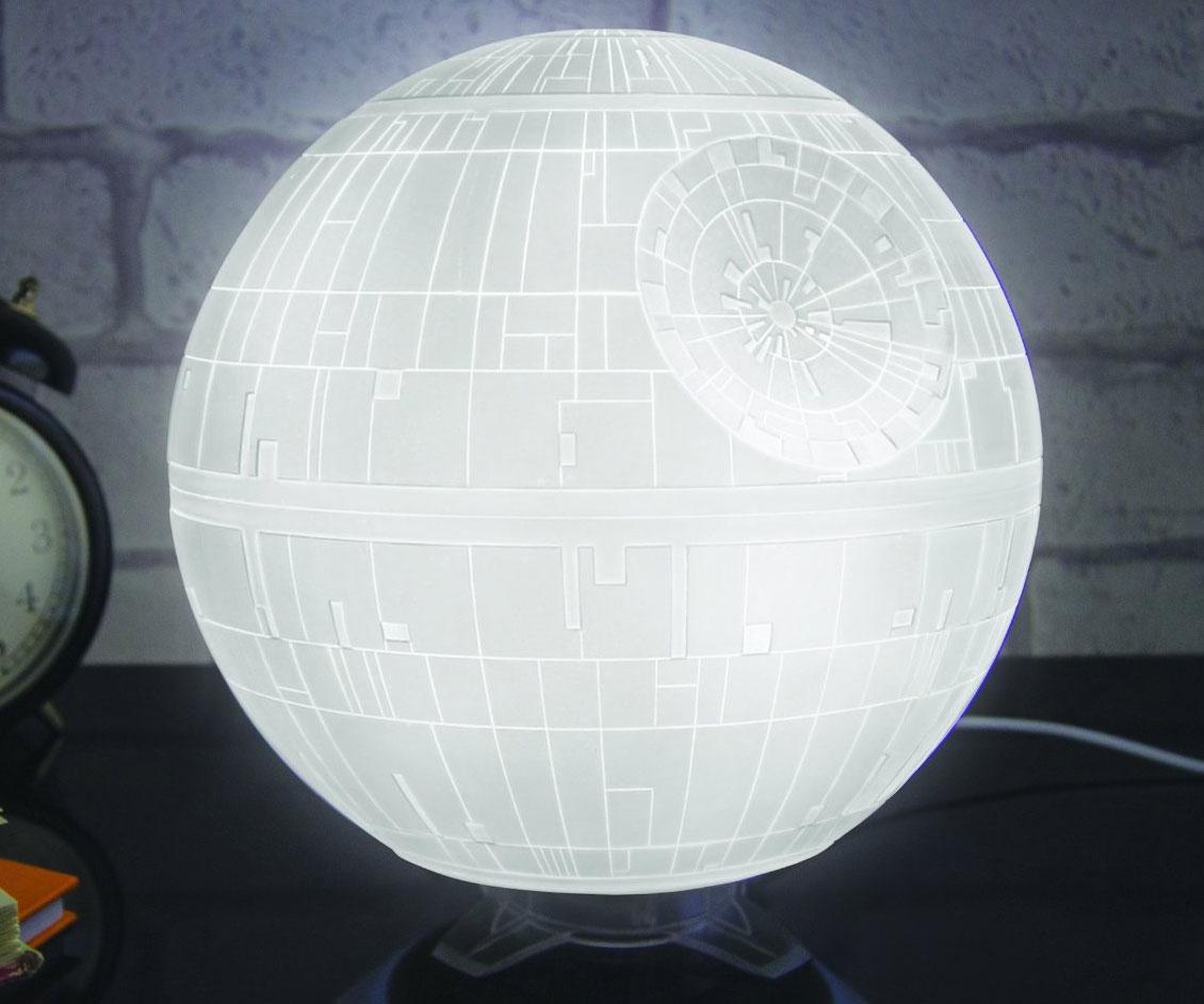 Death Star Mood Light