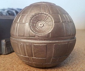 Death Star Soap Bar
