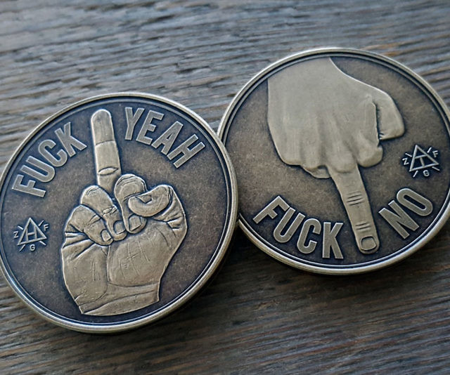 Decision Maker Coins