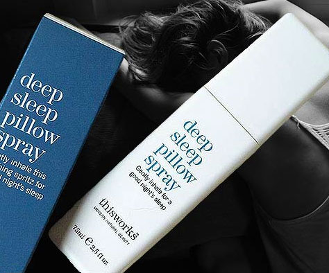 Deep Sleep Pillow Spray - coolthings.us