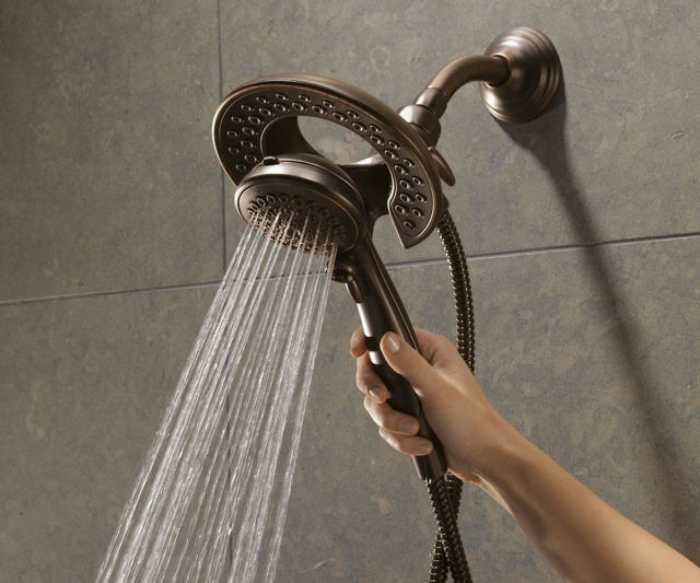 In-One Detachable Shower Head
