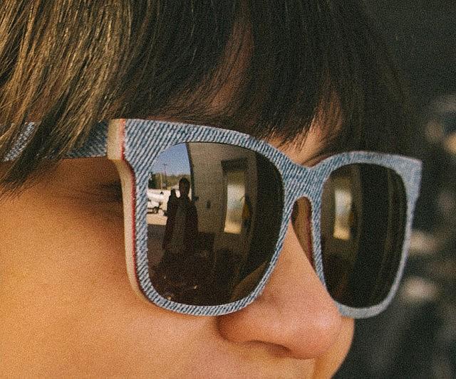 5791dca4df Denim Sunglasses