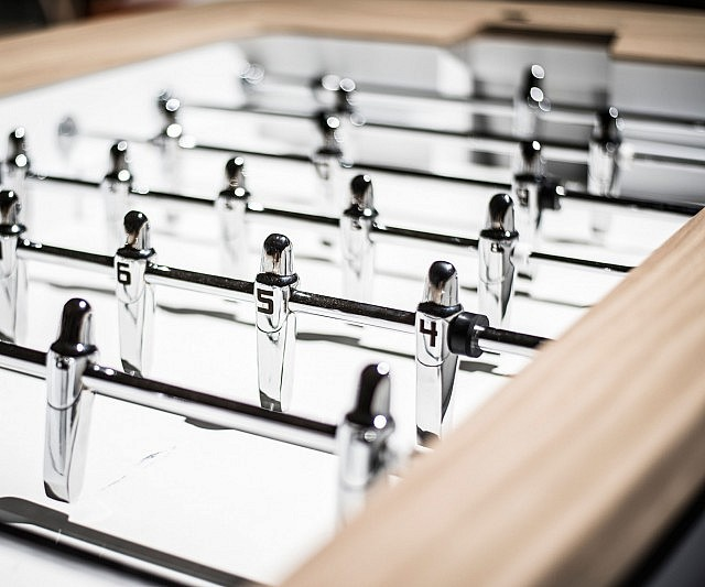 Luxury Foosball Table - Custom foosball table