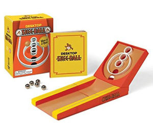 Desktop Skee-Ball Kit