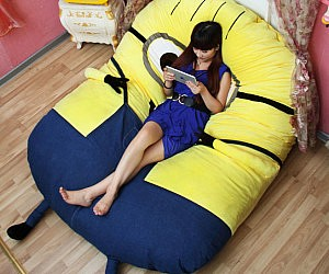 Despicable Me Minions Sleeping Bag