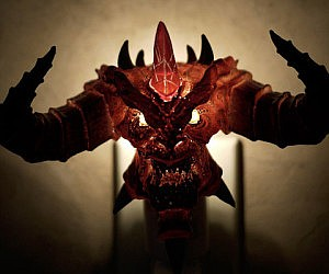 Diablo Night Light