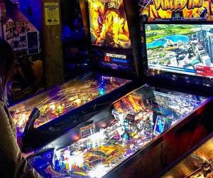 Mini Replica Pinball Arcade Machines