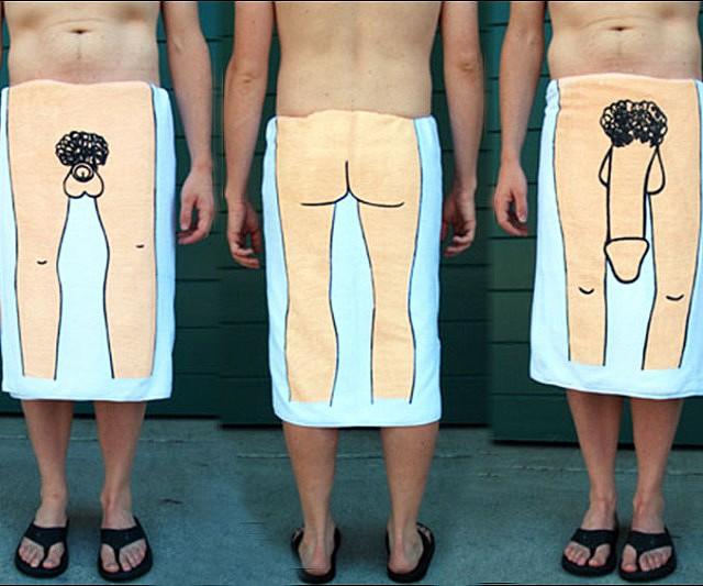 Dick Towel