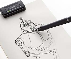Digital Sketch Pen