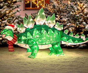 Animated Dinosaur Decoration