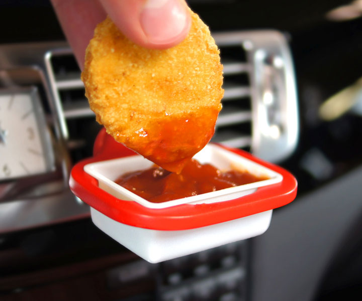 In-Car Condiment Holder - coolthings.us