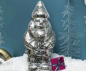 Disco Ball Gnome
