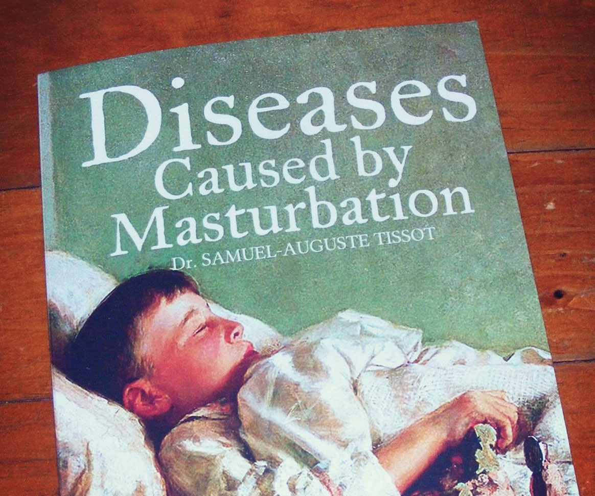 Diseases Caused By Masturbation Book