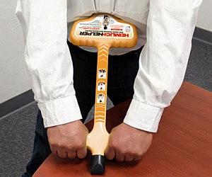 DIY Heimlich Manuever Tool
