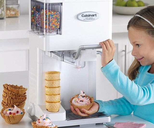Diy ice cream maker ccuart Image collections