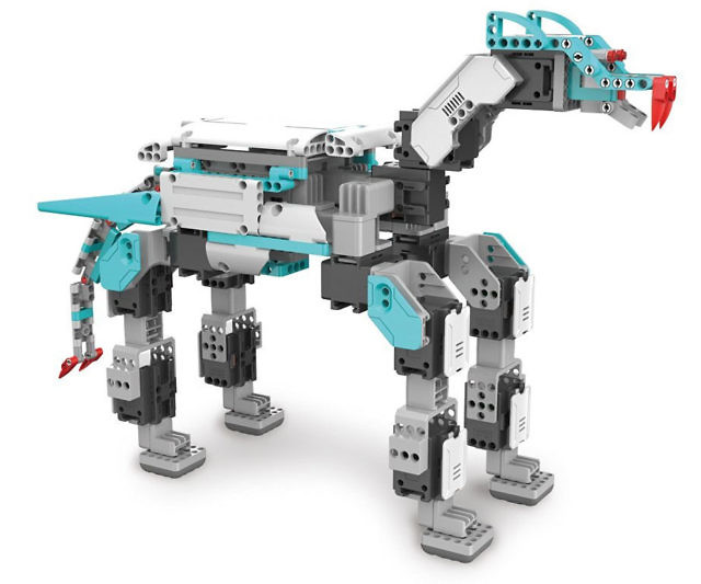 Diy robot building kit solutioingenieria Image collections