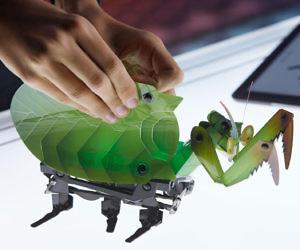 DIY Robot Critters