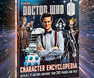 Doctor Who Character Encyc...