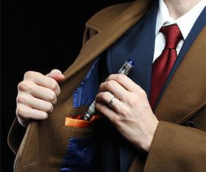 Doctor Whos Doctor Coat