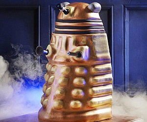 Doctor Who Dalek Cake Mold