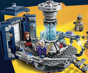 Doctor Who LEGO Kit
