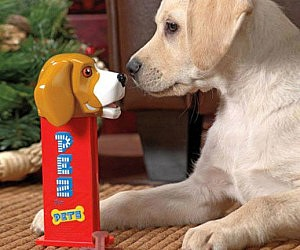 Dog Treat Pez Dispenser