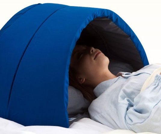 Sensory Deprivation Dome Pillow