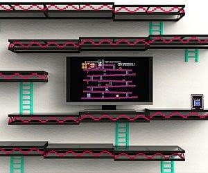 Fabulous Donkey Kong Shelves
