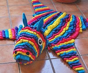 Pinata Donkey Rug