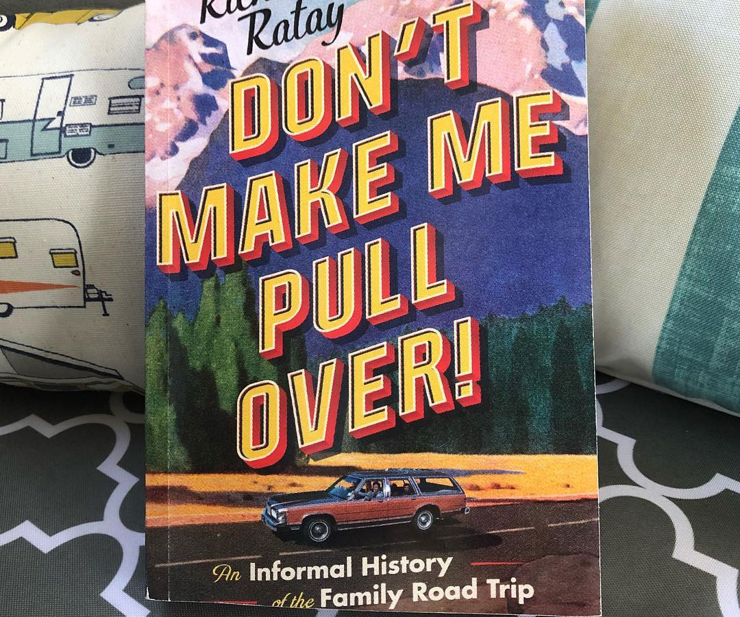 History Of The Family Road Trip Book