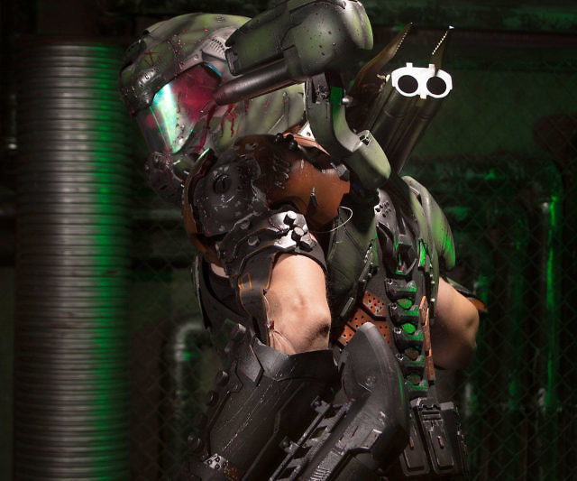 Doom Eternal Doom Slayer Costume