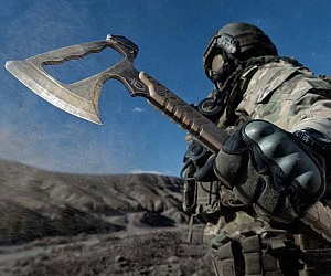 Downrange Tactical Tomahawk