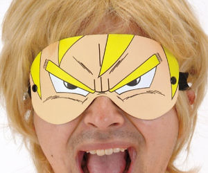 Dragon Ball Z Sleeping Mask