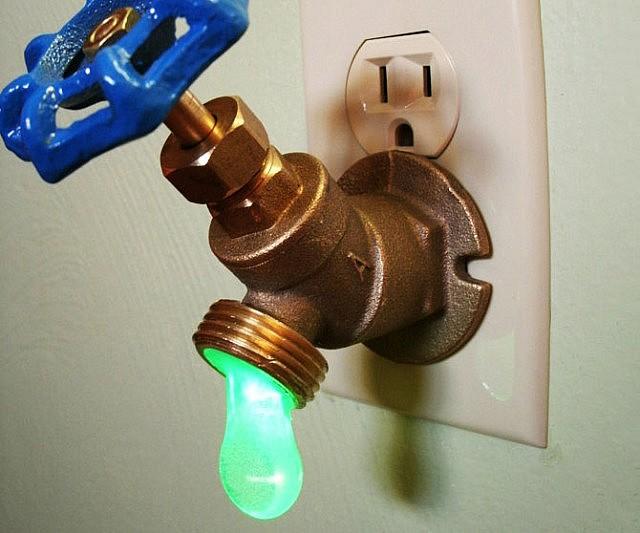 Faucet Nightlight