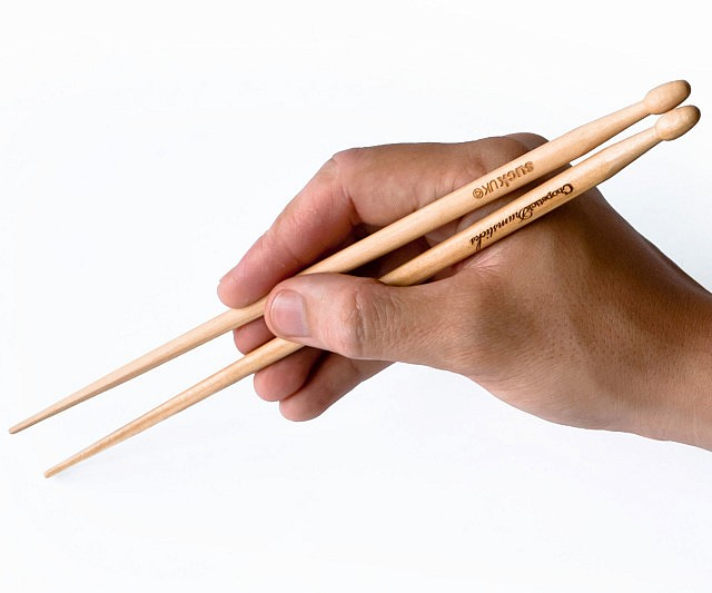 Drumstick Chopsticks