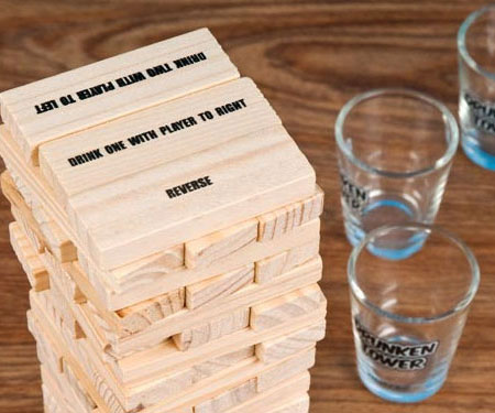 Hard Drinking Games