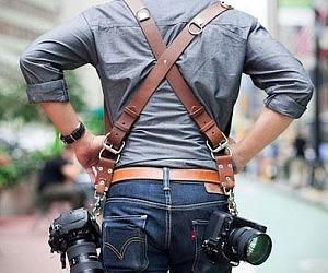 Dual Camera Holster