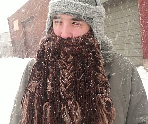 Dwarven Beard Beanie 04dafadb5dae