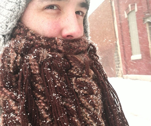 Dwarven Beard Beanie 1ca3f2bbf18