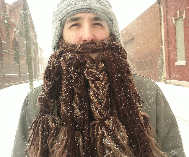 Dwarven Beard Beanie 3b600c4ebf2