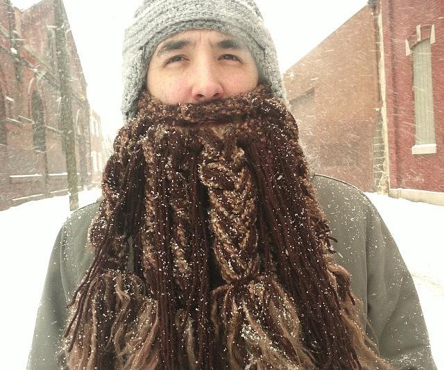 85a4f4169 Dwarven Beard Beanie