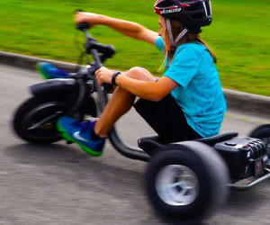 Dynacraft Electric Drifting Tricycle